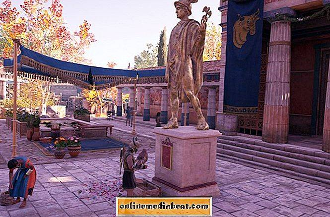 Assassin's Creed Odyssey sānu quests