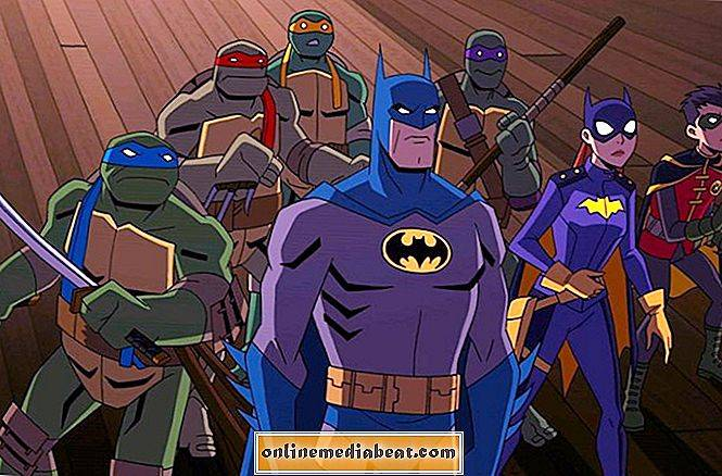 A meglepően jó Batman / Teenage Mutant Ninja Turtles crossover most film