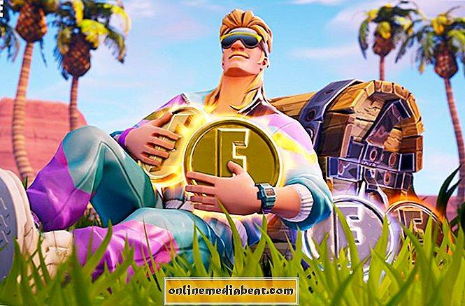 Fortnite patch v5.30 endringsliste