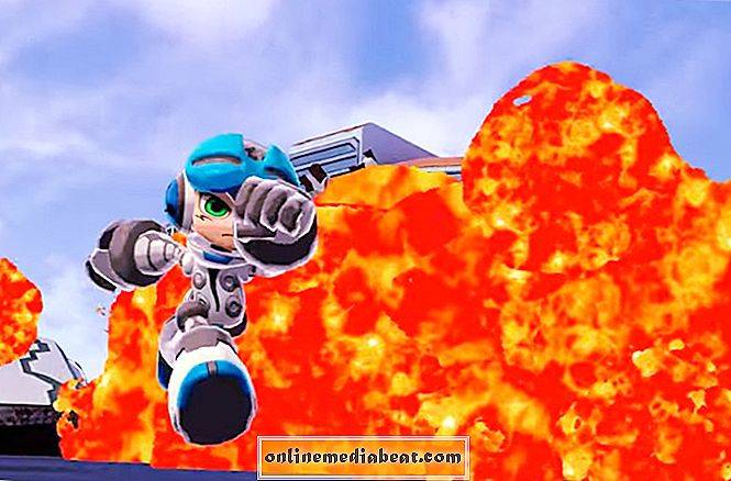 Sonic the Hedgehog a Mighty No. 9-en ürül a vadon élő csipogáson