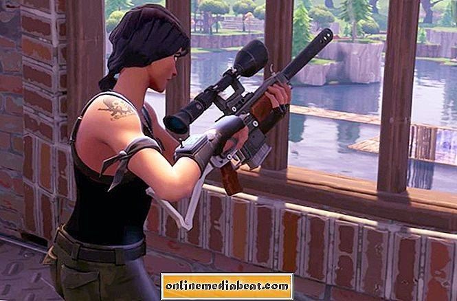 Fortnite devs er tinkering med utseendet til Battle Royale