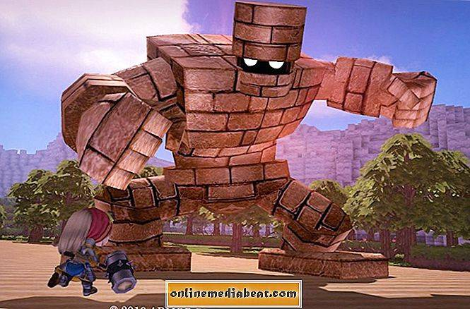 Dragon Quest Builders 2 kommer til PS4, Nintendo Switch