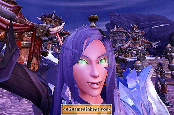 World of Warcraft får et selfie-kamera, Instagram-stil filtre