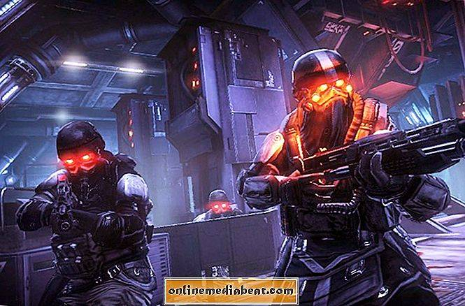 Killzone: Mercenary åpen beta kommer 27. august tidligere til PS Plus