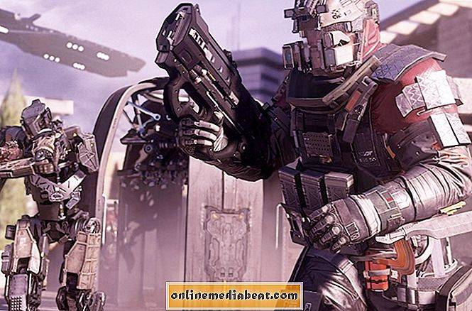 Redesigning Call of Duty
