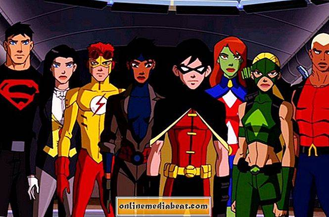 Young Justice, forklart