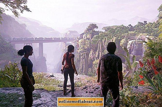 """Uncharted: The Lost Legacy Collectibles Guide: Kapittel 8 """"Partners 'skatter"""