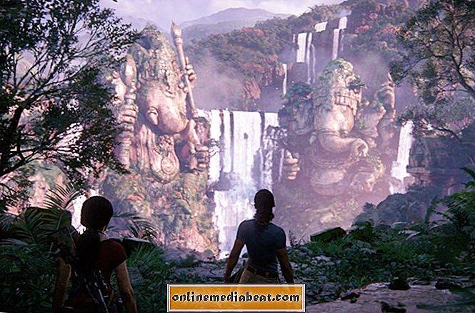 Uncharted: The Lost Legacy Collectibles Guide: Kapittel 5 'The Great Battle' skatter