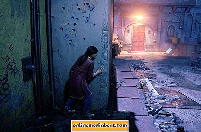 Uncharted: The Lost Legacy Collectibles Guide: Kapittel 1 'The Insurgency' skatter