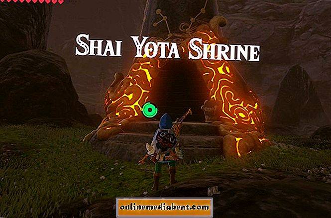Master of the Wind Shrine Quest (Shai Yota Shrine)